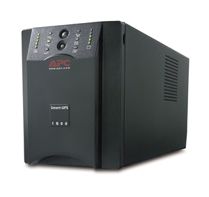 APC Smart UPS 1500VA, 980W, USB, Serial 230V (SUA1500I)